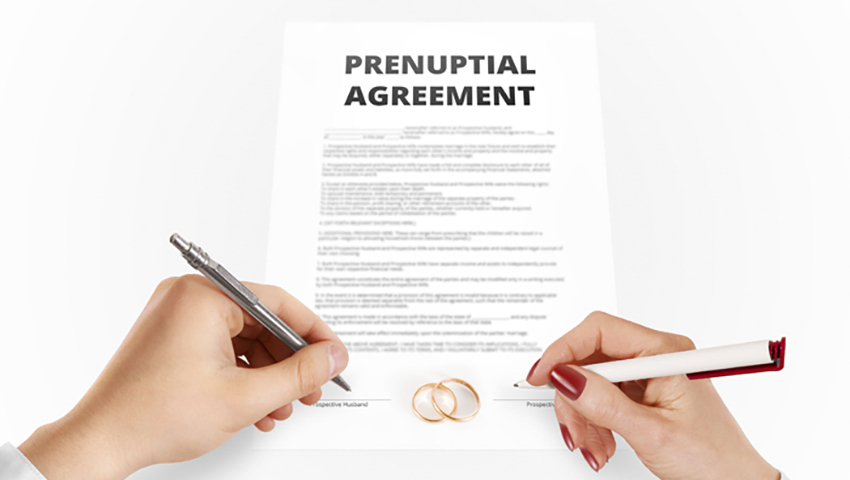 Does The Singapore Court Recognise Pre Nuptial Agreements