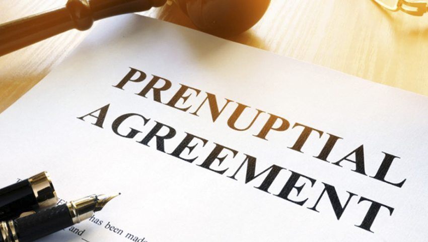 prenup agreement singapore